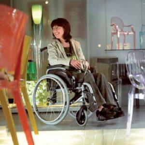 Action 2 NG Cadeira de rodas Invacare Action 2 NG 4