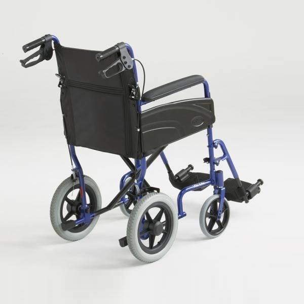 Alu Lite Cadeira de rodas Invacare Alu Lite 2