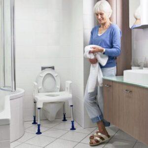 Cadeiras sanitárias