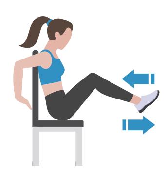 Exercícios para melhorar a saúde das pernas