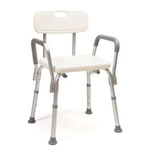 300686 ou A197 Cadeira de banho com apoio de bracos Prim