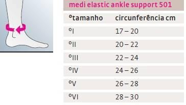 501 Pe elastico simples Medi medidas 1