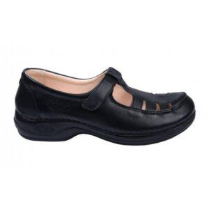 C3711 Sapato de senhora Comfy Bahamas Preto 1