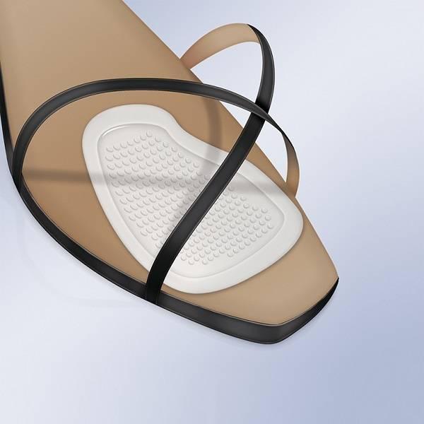 Mini almofada para antepe em gel Sofy Plan Mini 2