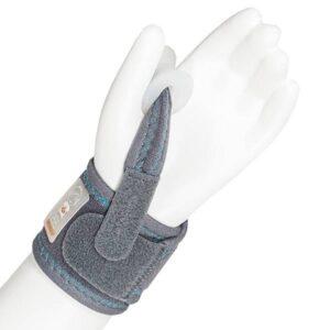 OP1156 Suporte para pulso com abducao do polegar pediatrico
