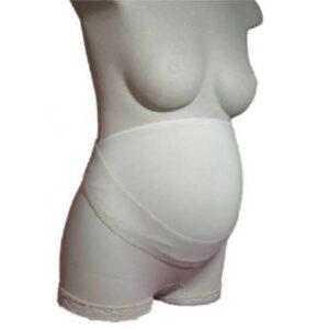 1177 Cinta apoio lombar com perna gravidez