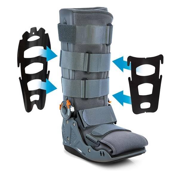 ACV903 Imobilizador de tornozelo Walker Actius Botimed articulado