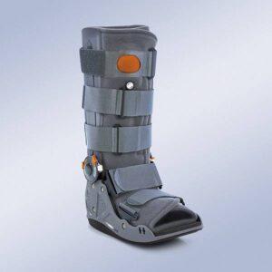 EST 083 Imobilizador de tornozelo Walker Orliman articulado inflavel 1