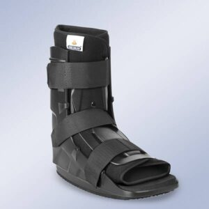 EST 088 Imobilizador de tornozelo Walker Orliman fixo curto