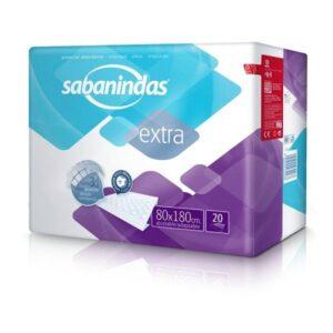 2834029 Resguardo incontinencia Sabanindas Extra 80x180 1