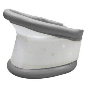 Colar cervical rigido regulavel em altura com apoio de queixo Prim E120