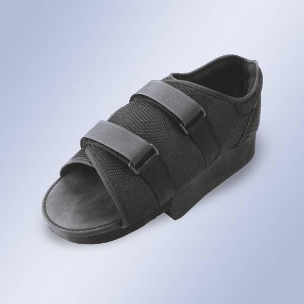 Sapato pós-cirúrgico com tacão CP02