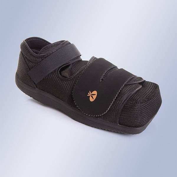Sapato pós-cirúrgico para diabéticos e ulcerações CP04