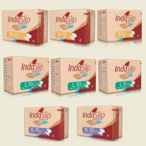 Fralda de adulto Indaslip Premium Air Soft