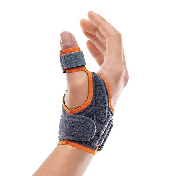 M790 Tala imobilizadora de polegar em abducao ambidestra Orliman 1
