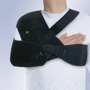 Imobilizador de ombro tipo Velpeau