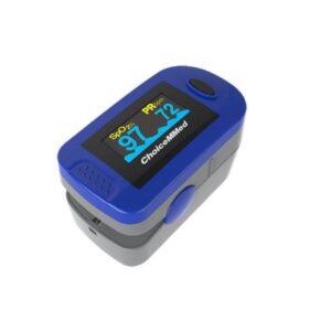 Oxímetro portátil de dedo com leds Oxywatch