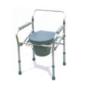 Cadeira sanitária altura variável encartável Biort