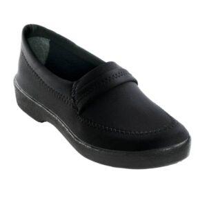Sapato em lycra Optimum Amendoa Preto