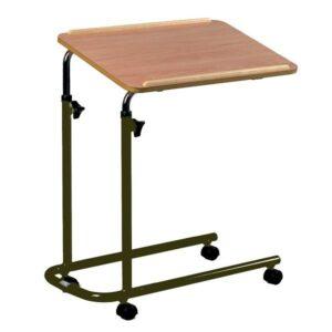 Mesa auxiliar para cama ou cadeira de rodas